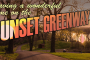 Having a Wonderful Time on the Sunset Greenway