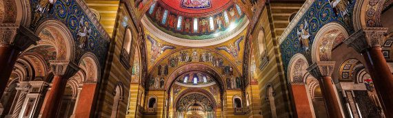 Feast Day Celebration at Cathedral Basilica – Nov. 18